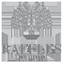 raffles seychelles jobo logo